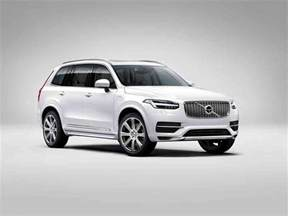 Volvo Suv 2018 Volvo Xc90 Luxury Suv All Informations Carstuneup
