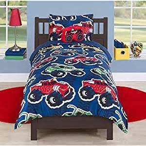 Truck Bedding Sets Truck Comforter Set Size
