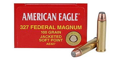 federal ammo american eagle 327 federal magnum sp 100