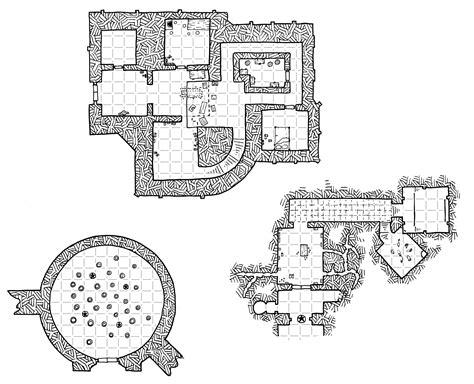 d d castle floor plans friday map chambers constructions of castle gargantua dyson s dodecahedron