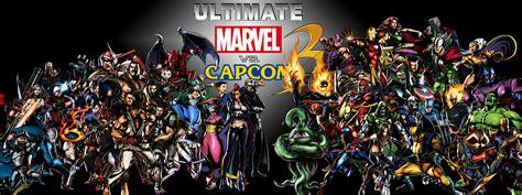 marvel vs capcom 3 ultimate marvel vs capcom 3 by pacduck on deviantart