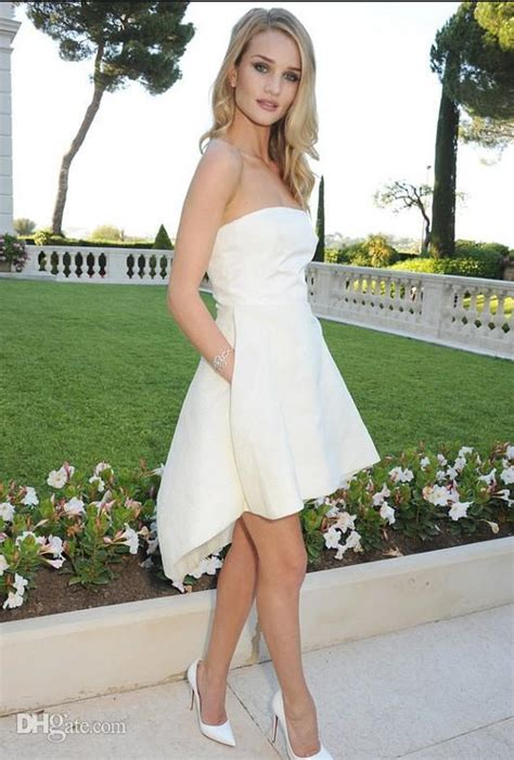 Casual Wedding Dresses Huntington by Discount 2017 Rosie Huntington Whitely Cannes