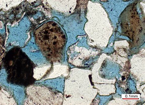 thin sections k feldspar in thin section www pixshark com images