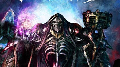 R Anime Overlord by El Regreso Ser Supremo Anime Overlord 2
