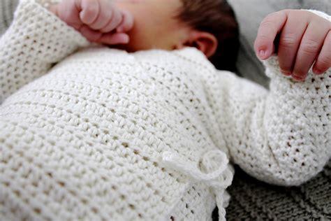crochet pattern baby kimono baby kimono sweater crochet pattern allcrochetpatterns net