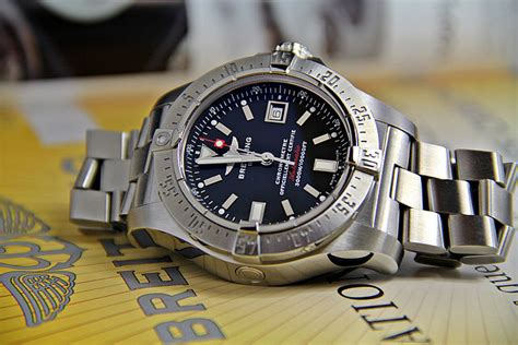 Jam Tangan Seiko Mini Date Leather file breitling avenger seawolf jpg wikimedia commons
