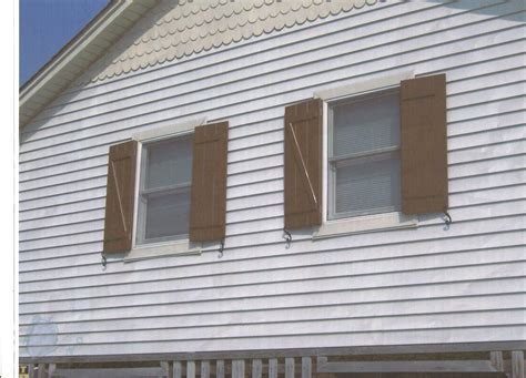 Colonial Shutters by Exterior Colonial Shutters
