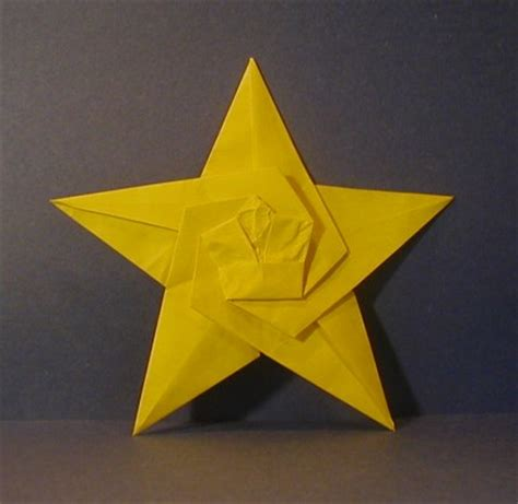Origami Starfish - starfish animal origami for the enthusiast the