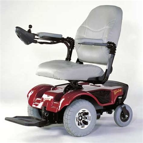 Rascal Power Chair by Rascal 312 Turnabout Power Wheelchair Battery Sp12 35