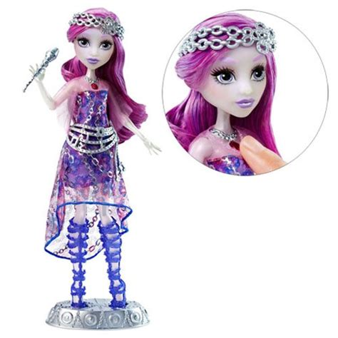 Monstar Popstar Purple high welcome to high ari hauntington doll
