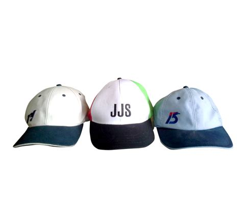 Topi Golf Topi Bordir Baseball Topi Golf Topi Tenis Navy Raphel Wismec topi c59 model dan bahan topi c59 custom jakarta
