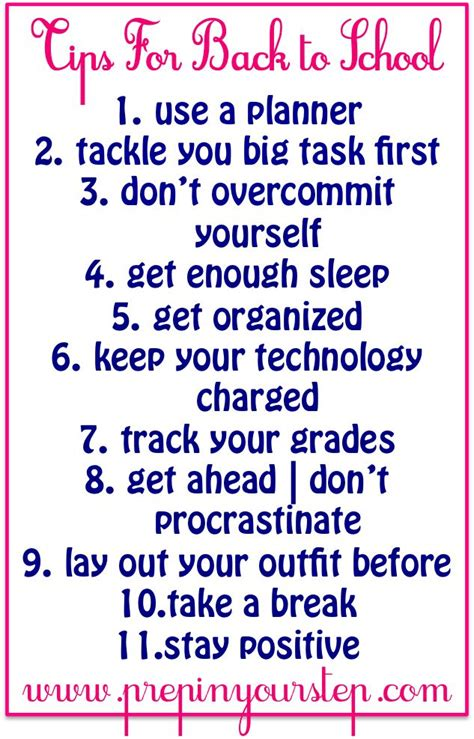 7 Ways To Get Your 1 Year To Talk by Best 25 School Tips Ideas On School