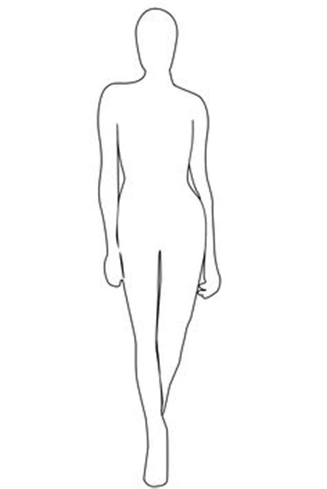 mannequin template fashion croquis poses on croquis fashion