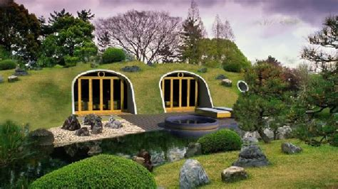 pictures of hobbit houses picture of a hobbit house house pictures