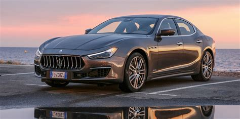 maserati price 2018 maserati ghibli pricing and specifications photos