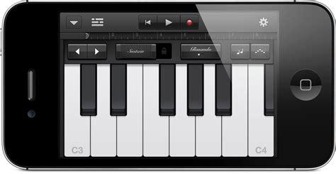 Garageband Iphone App Garageband Hits Iphone And Ipod Touch Absolute Gadget
