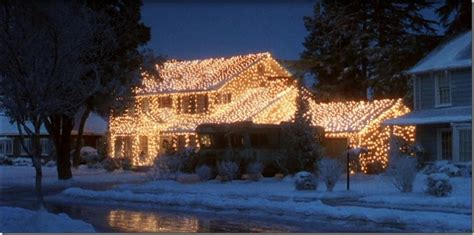 layout of christmas vacation house christmas vacation
