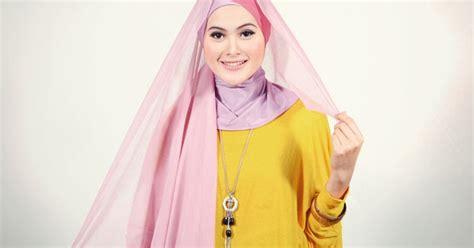 Segi Empat Mezora 9 cara memakai jilbab segi empat kreasi yang cantik 171 terbaru 2014 enetter