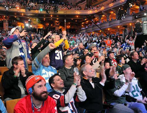 nfl fan nfl football fans cheering