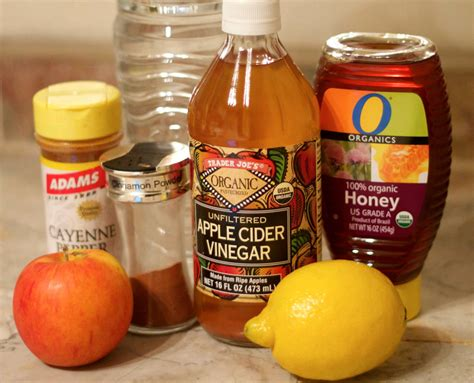 Cinnamon Apple Lemon Detox a healthy glow with apple cinnamon detox water chiara