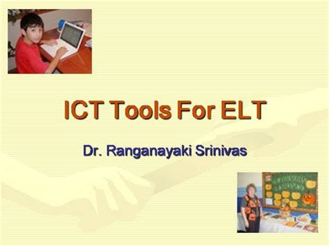 powerpoint templates for ict ict tools for elt authorstream