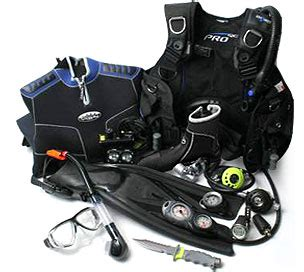 dive kit diving kit