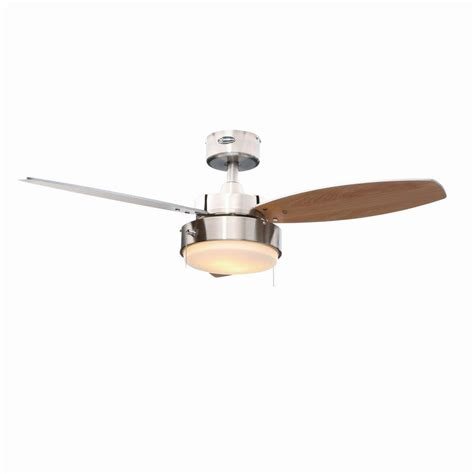 Ceiling Fan Westinghouse by Westinghouse Alloy 42 In Brushed Nickel Ceiling Fan