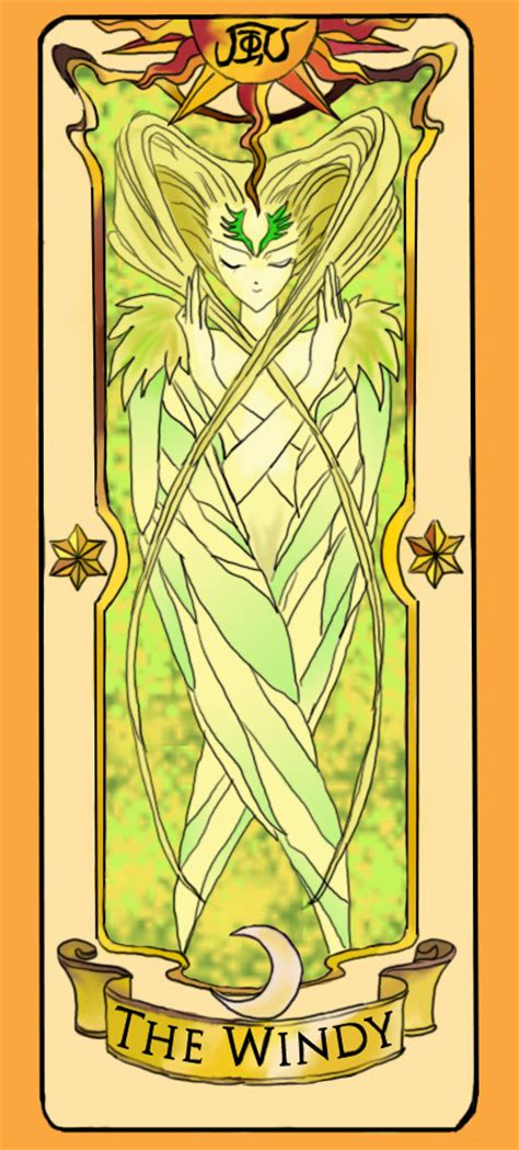 clow cards the windy template clow card the windy by inuebony on deviantart