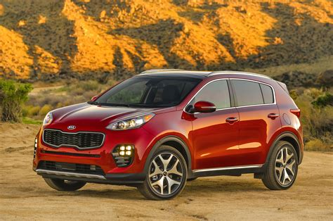 Kia Turbo 2017 Kia Sportage Sx Turbo Review