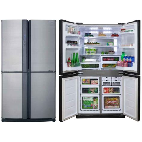 Kulkas 4 Pintu Electrolux 4 door fridges cheap prices the electric discounter