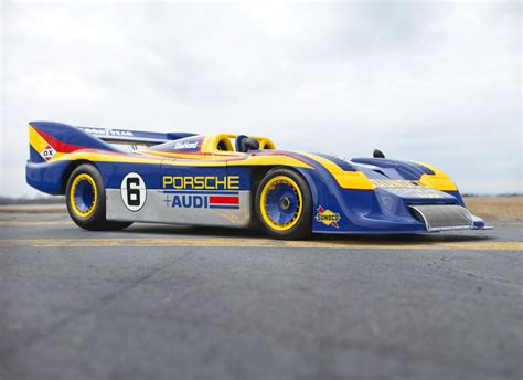 1973 Porsche 917 30 Can Am Spyder Silodrome