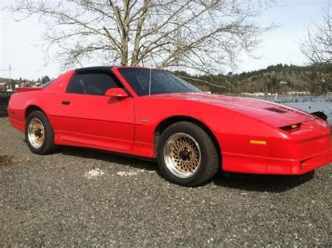 1990 pontiac trans am gta for sale pontiac trans am coupe 1989 for sale