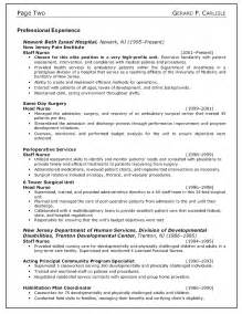 Career Objective Statement For Resume by Resume Objective Statement Obfuscata