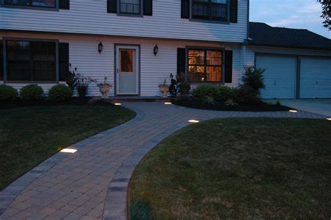 Patio Paver Lights Kerr Lighting Sek Surebond Hardscape Installation Protection
