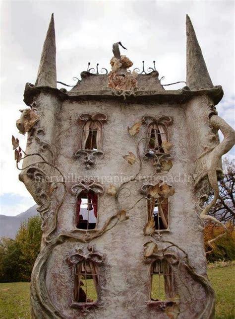 How To Make A Paper Mache Castle - paper mache castle sculpting costume and set pieces