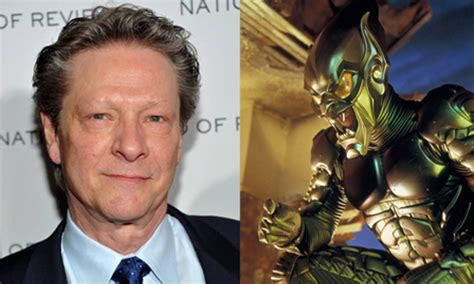 actor who plays green goblin s son chris cooper to play norman osborne in the amazing spider