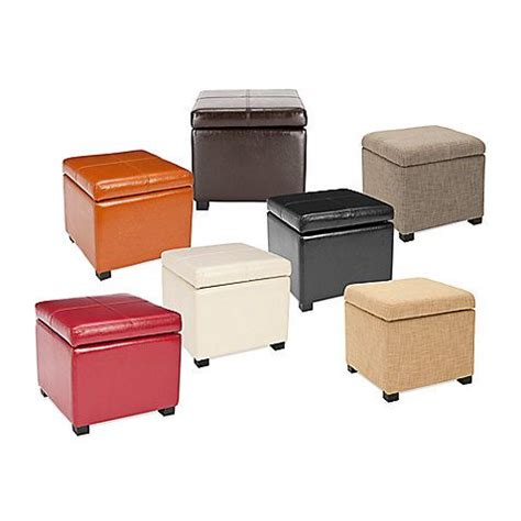 Small Square Storage Ottoman 11 Best Images About Small Entryway Ideas On Pinterest