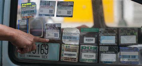 cunto costar la verificacin en df en 2016 cunto cuesta la verificacin vehicular en df ciudadanos