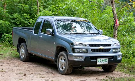 chevrolet thailand file chevrolet colorado in thailand jpg wikimedia commons