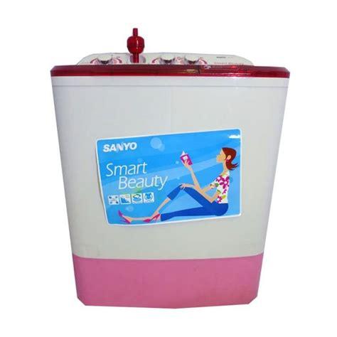 Mesin Cuci Dan Pengering Sanyo jual sanyo smart sw755xt mesin cuci