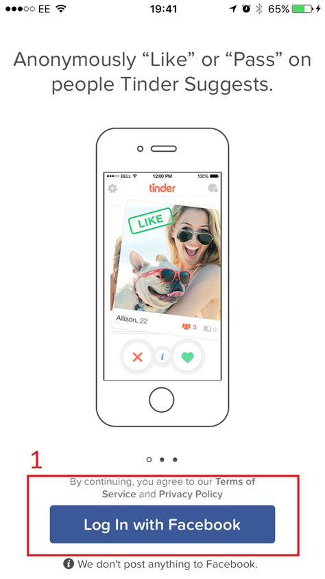 Or Tinder Ios In App Authorization Similar To Tinder Stack Overflow