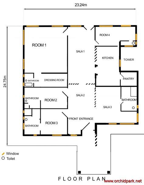 rental property floor plans floor plans for rental property in consolaction cebu the