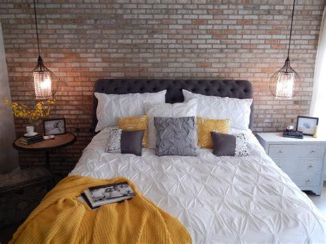 industrial chic bedroom bedroom lighting ideas furnish burnish