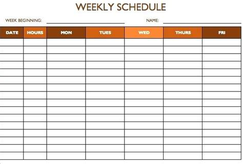24 hour schedule template hamama me