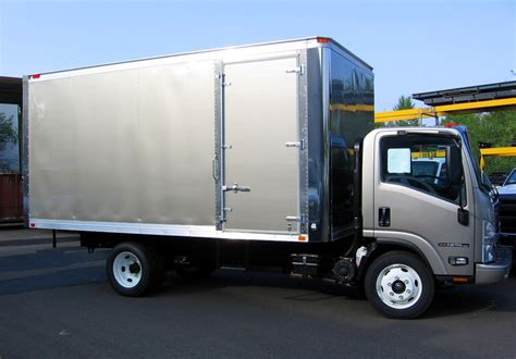 truck colors silver box truck pacific truck colors