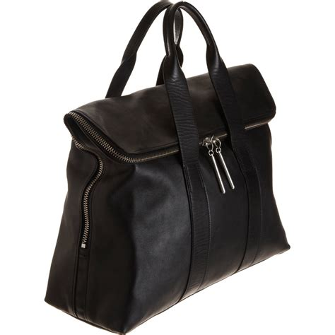 bags for 3 1 phillip lim 31 hour tote bag in black lyst
