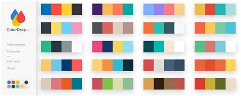 amazing color combinations 50 tiny time saving and free tools for web designers for