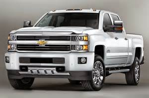 2015 chevy silverado 2500hd duramax diesel car review