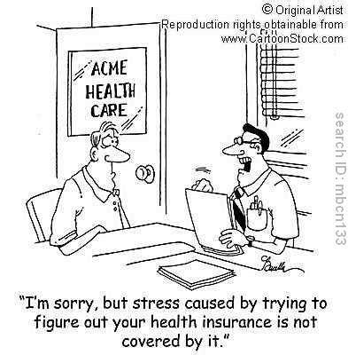 insurance humor | tom allen, commercial insurance agent, cic