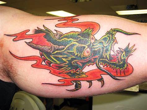 big city tattoos portfolio marlin big city